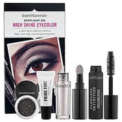 Bare Escentuals bareMinerals Spotlight On: High Shine Eyecolor ($47 value) bareMinerals Spotlight On: High Shine Eyecolor