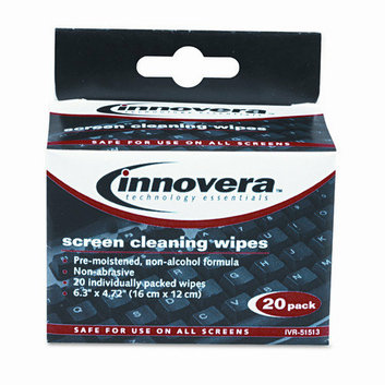 INNOVERA Screen Cleaning Wipe