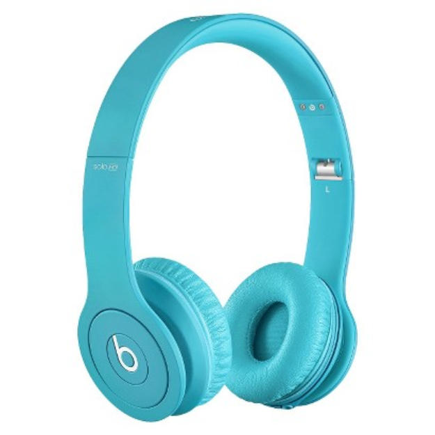 BEATS by Dr. Dre Beats by Dre Solo HD Drenched in Light Blue