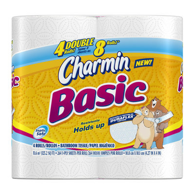 Charmin Basic Toilet Paper