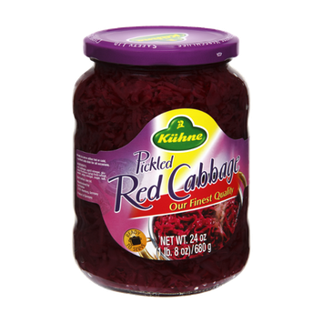 Kuhne Pickled Red Cabbage