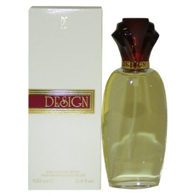 Women's Design by Paul Sebastian Fine Parfum Spray - 3.4 oz
