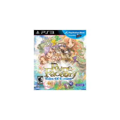 Natsume Rune Factory: Tides of Destiny