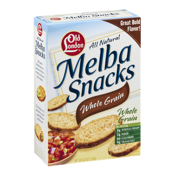 Old London Melba Snacks Whole Grain