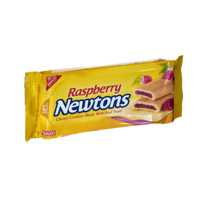 Nabisco Newtons Raspberry Chewy Cookies Made with Real Fruit