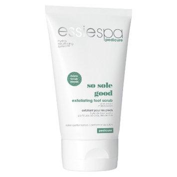 essie spa pedicure so sole good exfoliating foot scrub - 4 fl oz