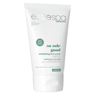 essie spa pedicure so sole good exfoliating foot scrub - 4 fl oz
