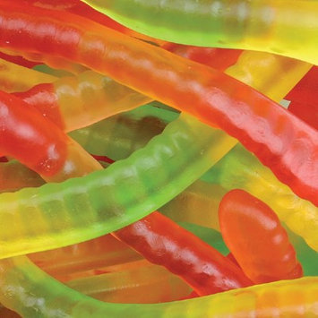 Trolli Squiggles Gummy Worms, 5-Lb Bag