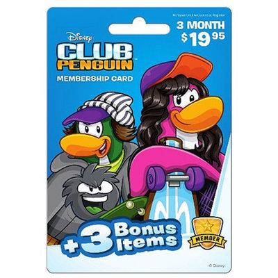 inComm Club Penguin 3 Month $19.95