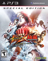 Capcom USA, Inc. Street Fighter x Tekken Special Edition