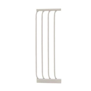 Bindaboo Gate Extra Tall Extension 10.5in White B1129 (SS)