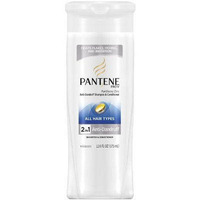 Pantene Pro-V Pyrithione Zinc Anti-Dandruff 2 in 1 Shampoo & Conditioner