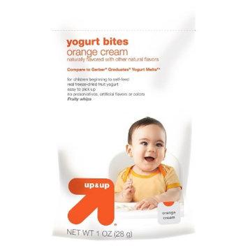 up & up Yogurt Bites Orange Cream 1 oz