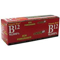 NVE Pharmaceuticals Stacker 2 Vitamin Shot B12 10000% Acai Pomergranate 12 x 2 Oz