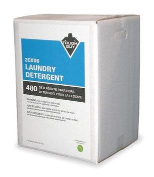 TOUGH GUY 2CXX6 Powder Laundry Detergent,100 lb, Citrus