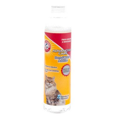 Arm & HammerA Advanced Care Cat Dental Water Additive