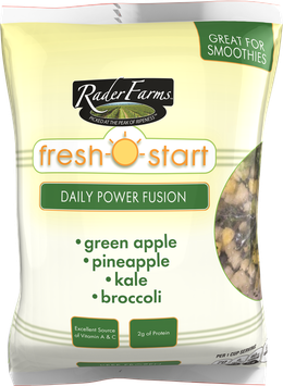 Rader Farms Fresh Start Daily Power Fusion