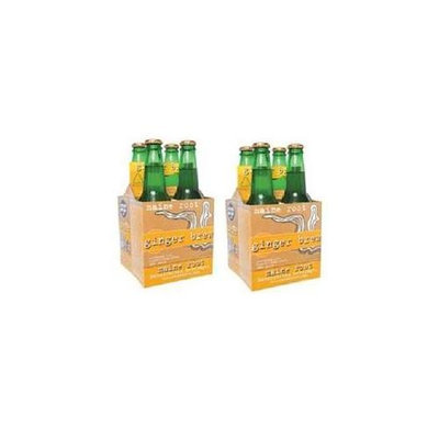 Main Root Ginger Brew Soda ( 6x4/12 OZ)