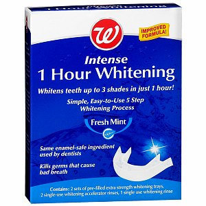 Walgreens Intense 1 Hour Whitening System