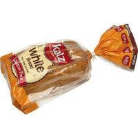 Katz Gluten Free White Bread, 22 Ounce -- 6 per case.