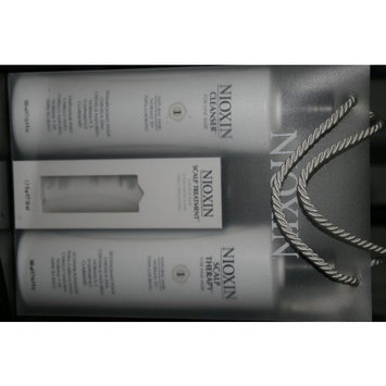 Nioxin System 2 Cleanser & Scalp Therapy Duo(16.9oz)each Plus FREE 1.4oz Scalp Treatment