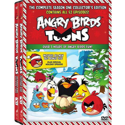 Angry Birds: Seasons One - Volume 1-2 (2-Pack) (With Bonus Disc) (Widescreen)