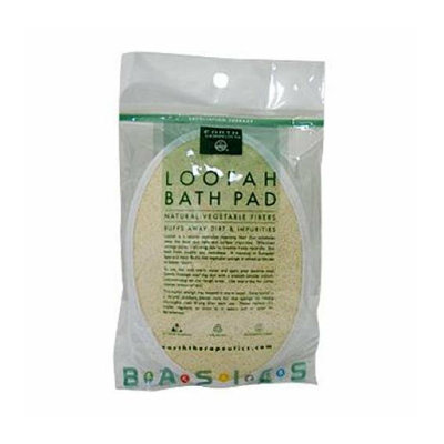 Earth Therapeutics 754986 Loofah Bath Pad