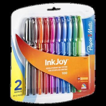 Paper Mate InkJoy Medium Assorted Ink Pens - 10 CT