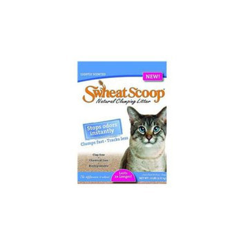 Pet Care Systems Swheat Scoop Lightly Scented Litter 40 Pound ASP40-860620