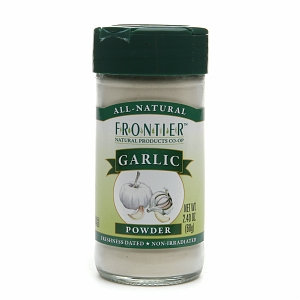 Frontier Natural Products Co-Op Garlic Powder
