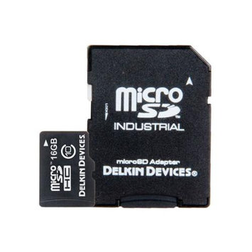 Delkin Devices DDMICROSDPRO2-16GB 16GB Micro SDHC Memory Card