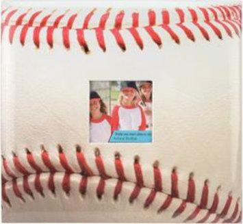 Mbi MBI Scrapbook Albums Sport and Hobby 12x12 Postbound Scrapbook Album - Baseball