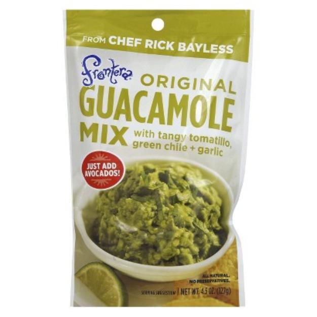 Frontera Guacamole Mix Pouch