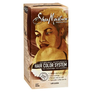 SheaMoisture Moisture-Rich, Ammonia-Free Hair Color System - Light
