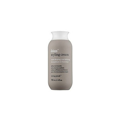 Living Proof No Frizz Wave Shaping, Curl Defining Styling Cream 60 ml / 2 oz To Go