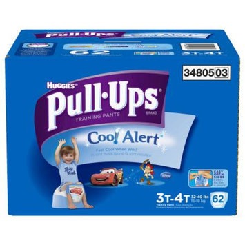 Pull-Ups Training Pants with Cool Alert for Boys 3T-4T