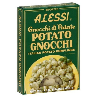Alessi Pasta Gnocchi di Patate, 16-Ounce (Pack of 6)
