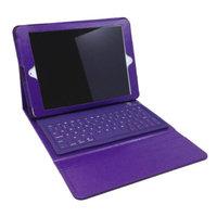 Bluetooth Keyboard Folio for iPad Air- Purple