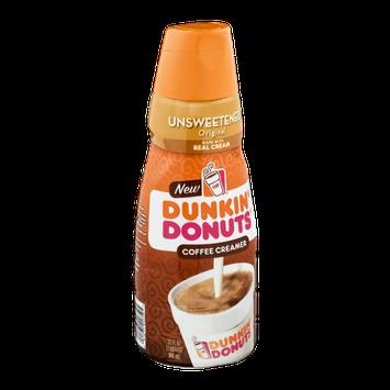 Dunkin' Donuts Coffee Creamer Unsweetened