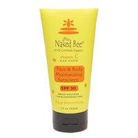 The Naked Bee Vitmin C Moisturizing Sunscreen SPF 30, 5.5 oz (163 ml.)