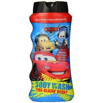 Mz Berger Disney Cars Body Wash, 16 Ounce