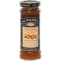 St Dalfour St. Dalfour - Fruit Spread 100% Natural Jam Fancy Plum - 10 oz.