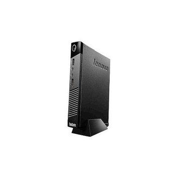 Lenovo ThinkCentre M53 10DE - Tiny desktop - 1 x Celeron J1800 / 2.41 GHz - RAM 4 GB - HDD 500 GB - HD Graphics - GigE -
