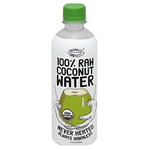 Harmless Harvest Organic 100 Percent Raw Coconut Water