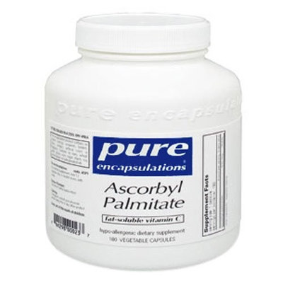 Pure Encapsulations - Ascorbyl Palmitate (450mg) - 180ct