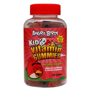 Natrol Angry Birds Kid's Vitamin Gummies, 120 ea