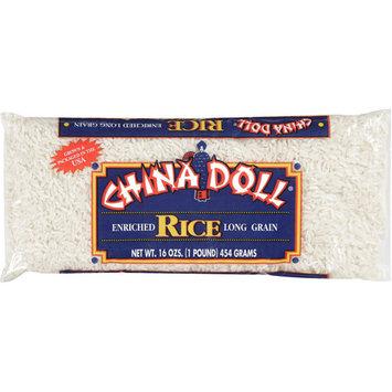 China Doll: Enriched Long Grain Rice, 16 Oz