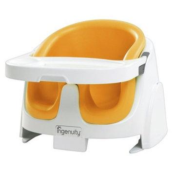 Ingenuity Baby Base 2-in-1 Booster Seat - Mango Orange