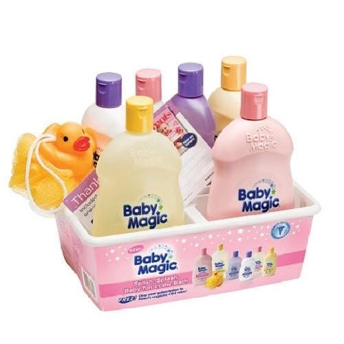 Naterra Baby Magic Gift Set