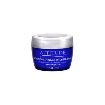 Night Nourishing Moisturizer + Dmae by Attitude Line